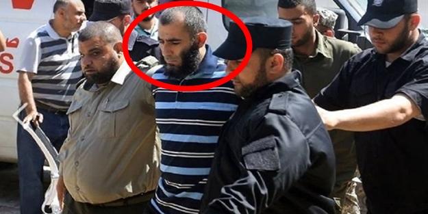 Hamas o haini İdam etti