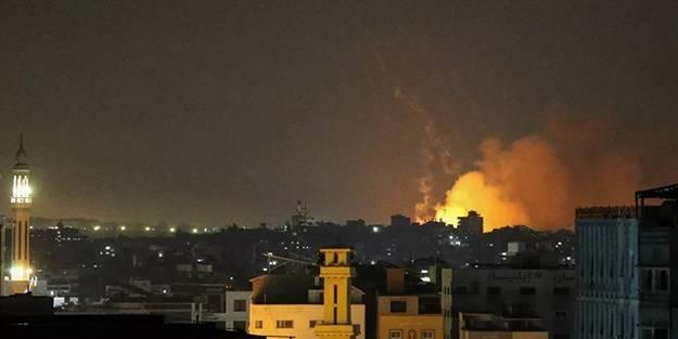 Hamas'tan terörist İsrail'e: Ahmaklığa karşılık vereceğiz