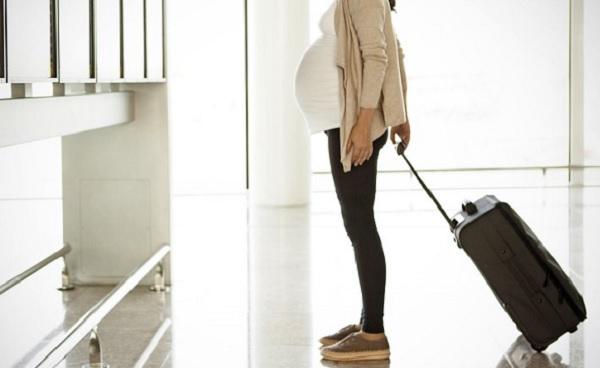 Hamileler uzun yolculuklara çıkabilir mi?
