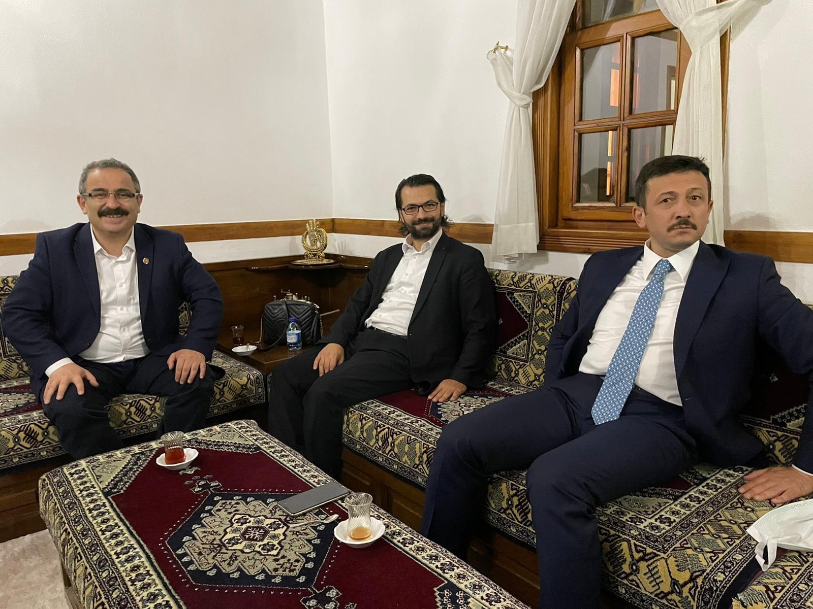 Hamza Dağ: Türk siyasetinde yalancı bir genel başkan var