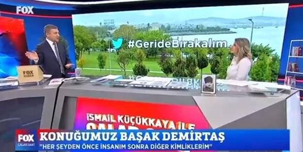 Hamza Dağ'dan FOX TV'ye sert tepki