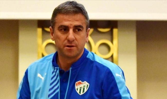 Hamzaoğlu: Bursaspor-Beşiktaş husumeti bitmeli
