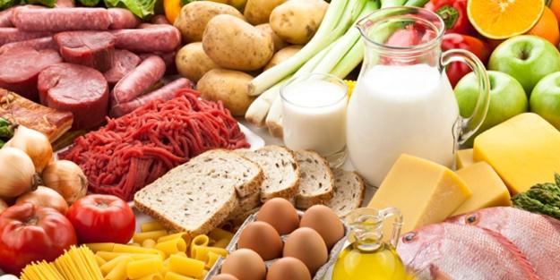 Hangi besinde hangi vitaminler var?