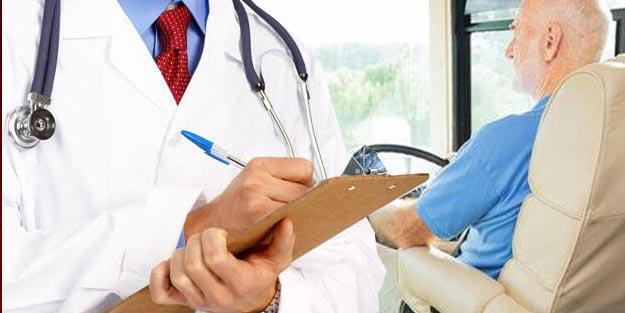 Hangi hastalar ehliyet alamaz?