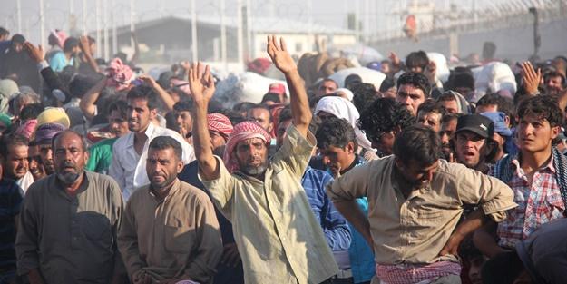 Harekat sonrası flaş açıklama! Türkiye ve diğer ülkelerdeki Suriyelilere savaş çağrısı