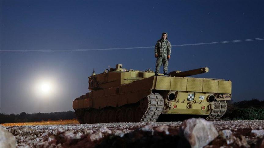 Hareketli gece! İdlib'e doğru yola çıktılar
