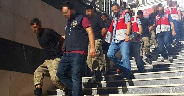 Harp Akademilerindeki darbeci hainler tutuklandı