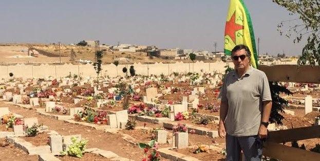 Hasan Cemal, YPG'lilere şehit dedi