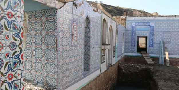 Hasankeyf'te Eyyubi Sultanı Süleyman Han'ın mezarı bulundu