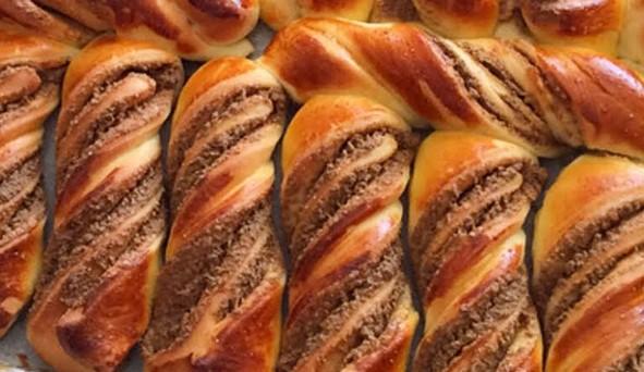 Haşhaşlı çörek tarifi | Haşhaş ezmeli Amasya çöreği nasıl yapılır?