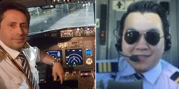 Hastanede öğrenildi! Kaza yapan pilotun hastalığı ortaya çıktı