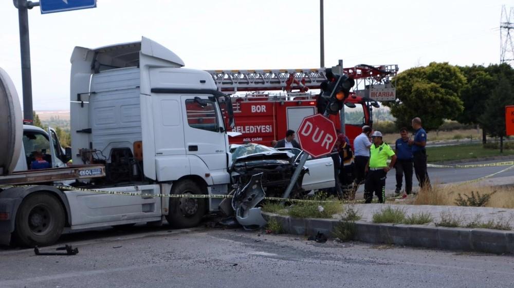 Hatay Emniyet Müdürü, trafik kazası geçirdi ile ilgili görsel sonucu