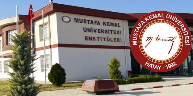 Hatay Mustafa Kemal Üniversitesi (MKÜ) taban puanları 2019