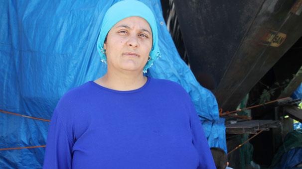 Hatay'da saldırıya uğrayan hamile kadın dehşet anlarını anlattı