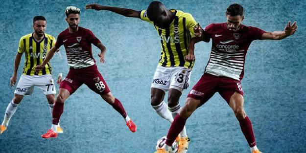Hatayspor Fenerbahçe maç kadrosu