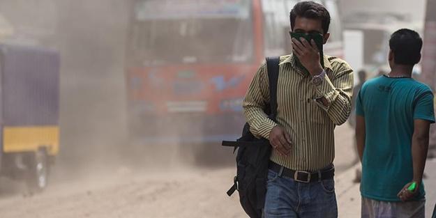 Hava kirliliği beyine büyük hasar veriyor