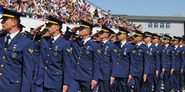 Hava Kuvvetleri Komutanlığı'na personel alımı