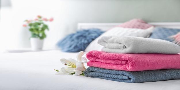 Havlular nasıl yıkanır? Havlular hangi programda yıkanır?
