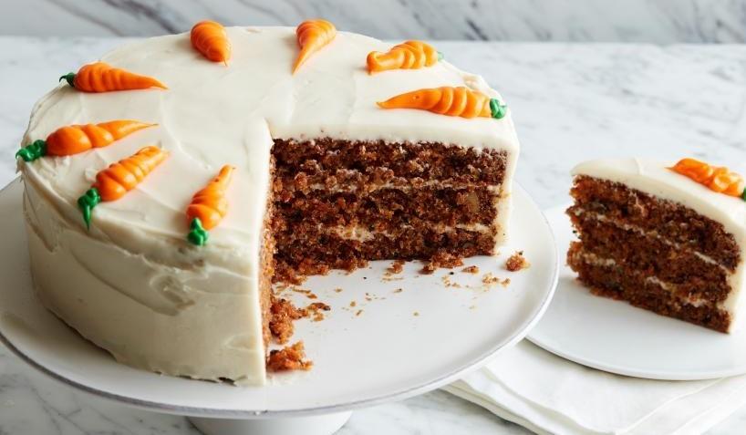 Havuçlu Muhallebili Kek nasıl yapılır? En güzel havuçlu kek tarifi