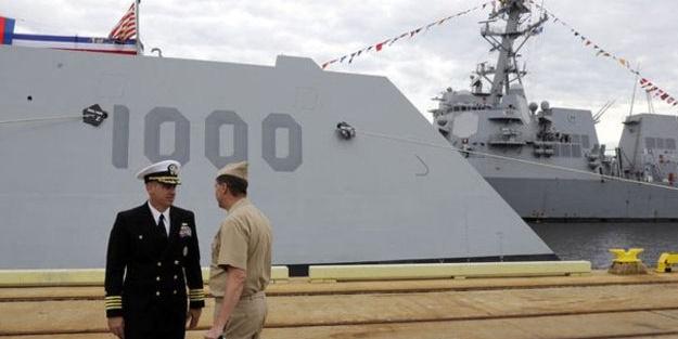 'Hayalet Gemi' görev başında