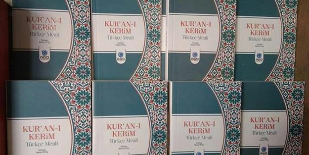 'Hayat rehberiniz Kur'an olsun'