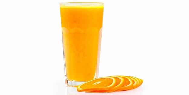 Hazımsızlık yaşıyorsanız portakal suyu için