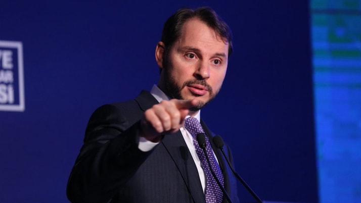 Hazine ve Maliye Bakanı Berat Albayrak: Tarihin en büyük kur ataklarının etkilerini giderdik