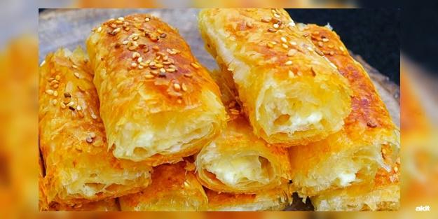 Hazır yufkadan börek nasıl yapılır? Kolay lezzetli börek tarifleri...