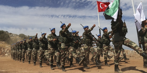 Hazırlıklar tamam! Türkiye'den emir bekliyorlar