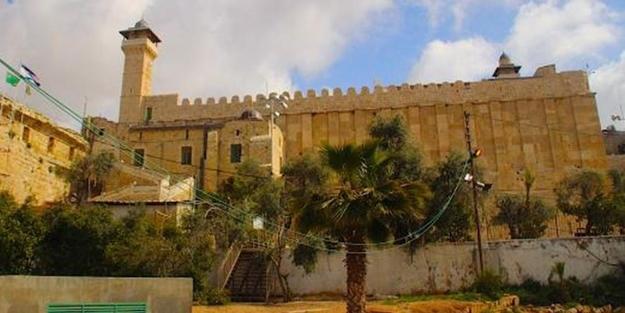 Hazreti İbrahim Camii açıldı
