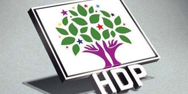 HDP aday listesi açıklandı! Flaş isimler