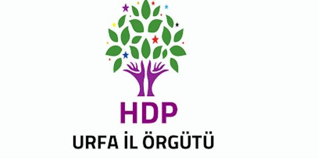 HDP belediye başkan adayları 2019 Şanlıurfa