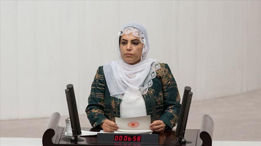 HDP Diyarbakır Milletvekili hakkında soruşturma başlatıldı