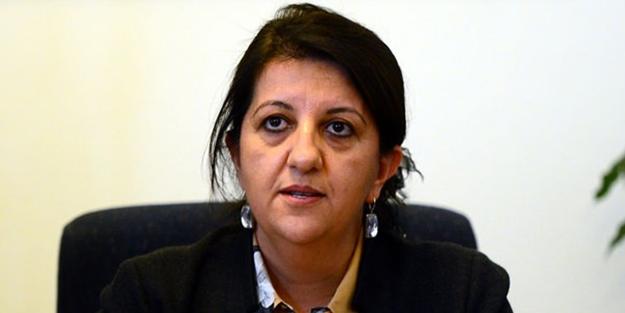 HDP güldürdü... Pervin Buldan AK Parti'yi devireceğini söyledi