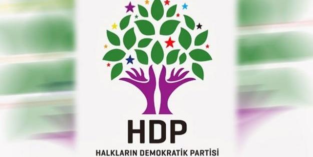 HDP İzmir il binasında yangın!