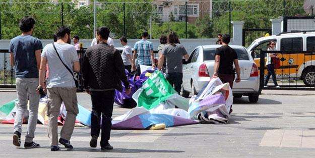 HDP kongresine operasyon yapıldı