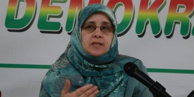 HDP milletvekili Hüda Kaya İslam'la terörü bağdaştırarak resmen İslam'a hakaret etti