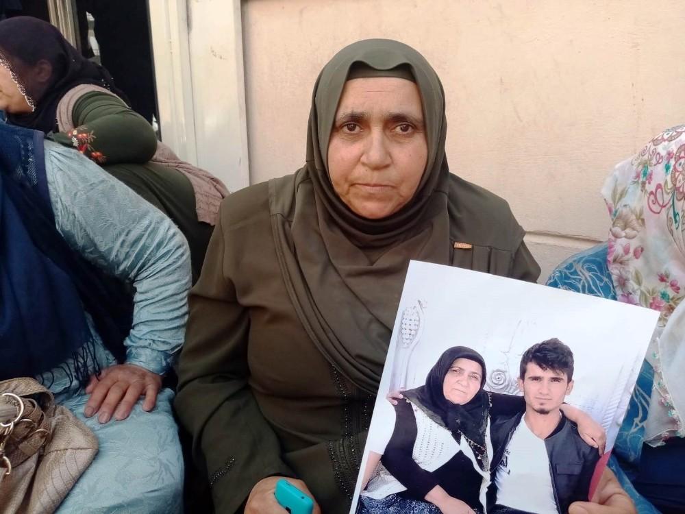 HDP önünde eylem yapan ailelerin sayısı 20'ye yükseldi