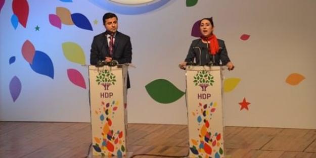 HDP'den skandal seçim bildirgesi!