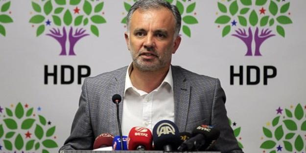 HDP sözcüsünden ihanet gibi açıklama