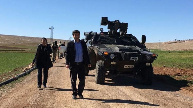 HDP teröristlerin öldürülmesine dayanamadı!