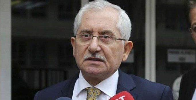 HDP YSK Başkanı ve üyelerine suç duyurusundan bulundu