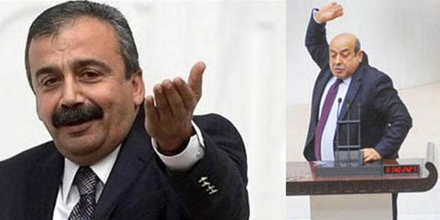 HDP'de büyük kavga… Hasip'ten Sırrı için skandal sözler! İstifa etti