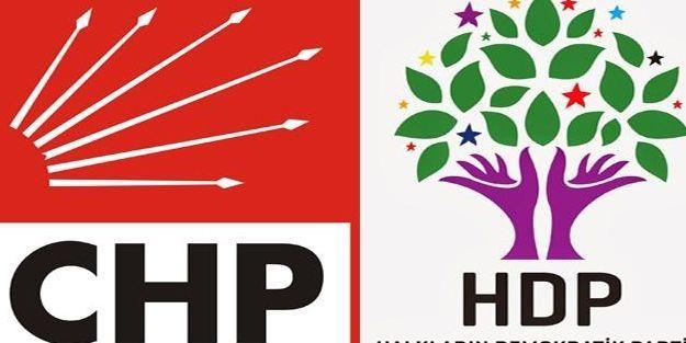 HDP'den CHP'ye sert tepki