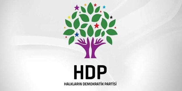 HDP'den flaş başvuru!