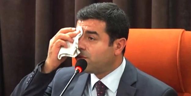 HDP'den Kobani olayları kitapçığı: Sırtını terör örgütlerine yaslayanları akıl dışı söylemlerle savundular!