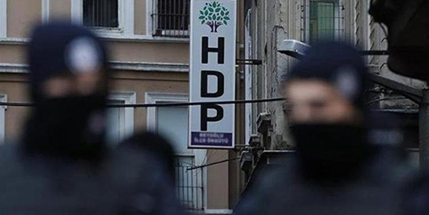 HDP'li 3 belediye başkanına terör gözaltısı!