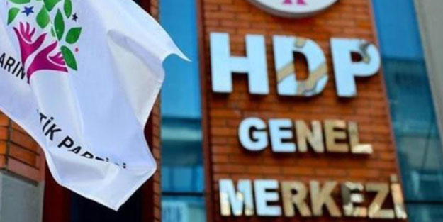 HDP'li 5 isim hakkında taciz soruşturması