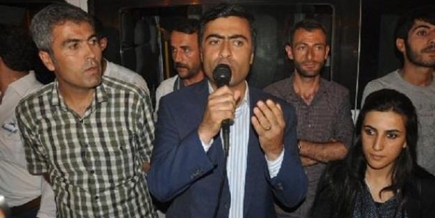 HDP'li vekile soğuk duş: Harekete geçildi