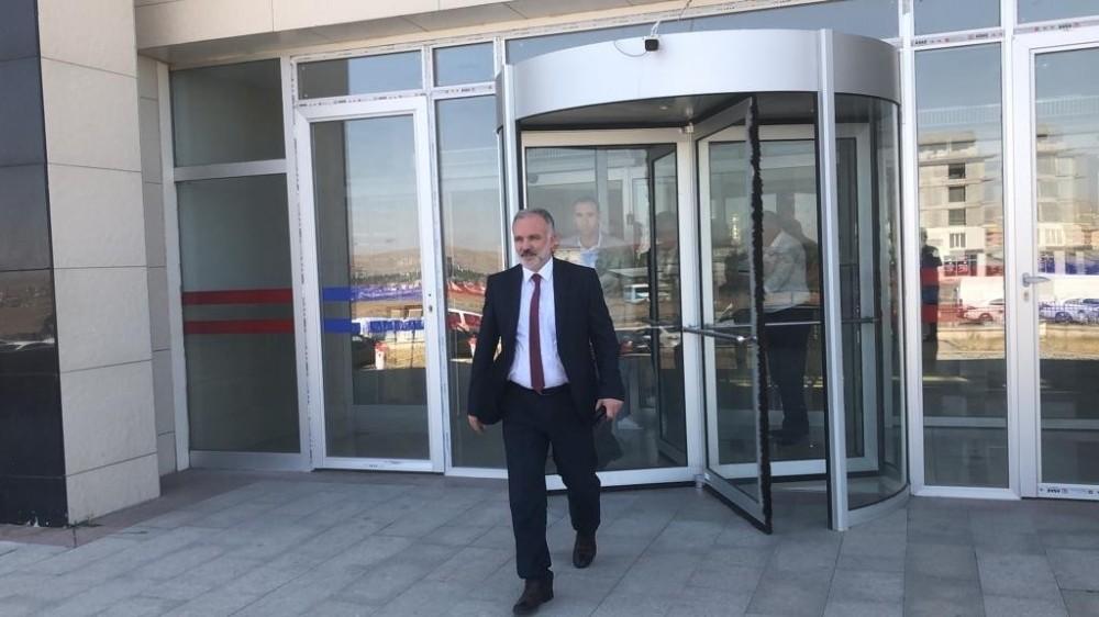 HDP'li Başkan Ayhan Bilgen savcılıkta ifade verdi